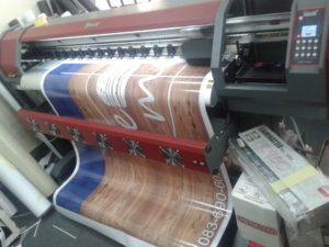 Mzansi Business Intelligence - Large format digital Printing for Vehicle Branding